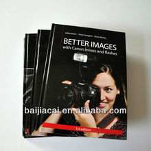 Hardcover Photography Books Printing