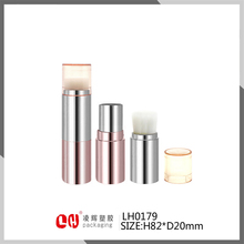 Free samples round empty Lipstick&Lip Balm Tube Cosmetic Packaging Container