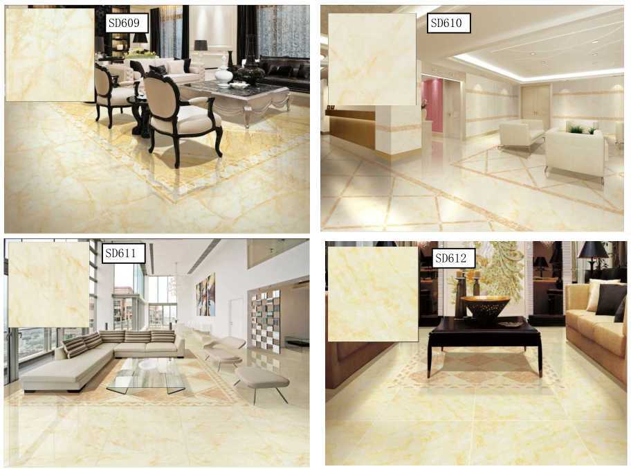 full glazed porcelain polished tile, global glaze, 2015 hot sales ...
