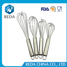 2017 china supplier machine grade FDA/SGS low price of egg beater whisk