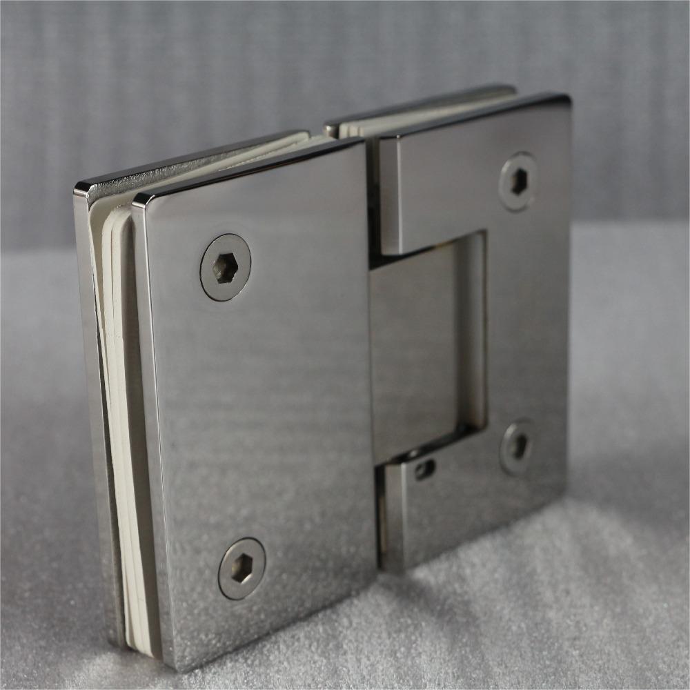 China Factory Manufacturing Shower Glass Door Pivot Hinge Precision