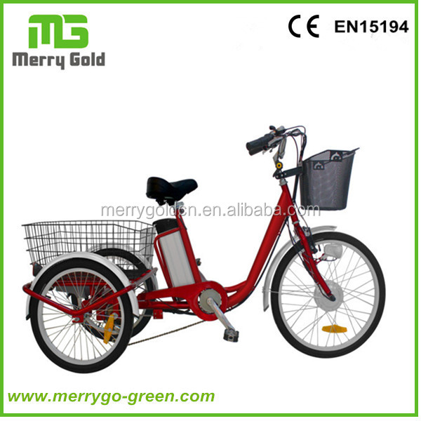 Popular factory price Lithium Battery three wheel Electric Drift Trike for adults