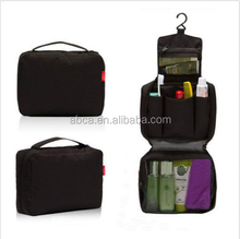Ladies Mens Toilet/Camping/Hiking/ Outdoor Hanging Toiletries Makeup Bag Zipper