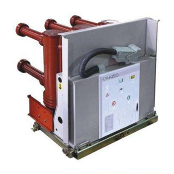 Factory Price 12KV 2500A Wheeled Indoor High Voltage Vacuum Circuit Breaker