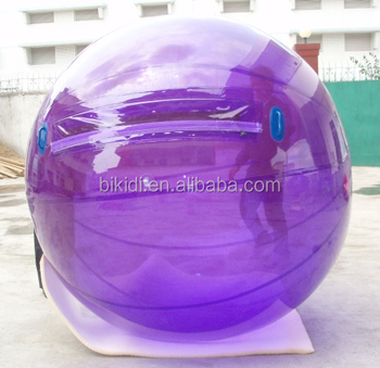 Water ball, water walking ball, water roller balls, human sphere water ball walking D1009B