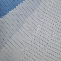 0.5 stripe anti-static taffeta with Japan Kanebo carbon fiber