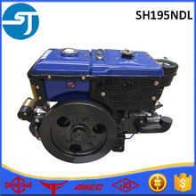Supply 195 electric condensing diesel engine SH195NDL with light