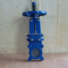 china chain wheel gate valve manufacturer