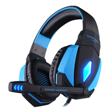 Confortable USB 2.0 Headband Wired Headset G4000