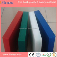 100% natural hdpe vegetable cutting board/ cutting block/ plastic sheets