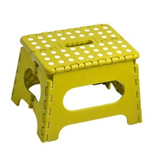 SLD220Y Variety Colors Home and Ourdoor Garden Small Plastic Folding Step Stool for Kids