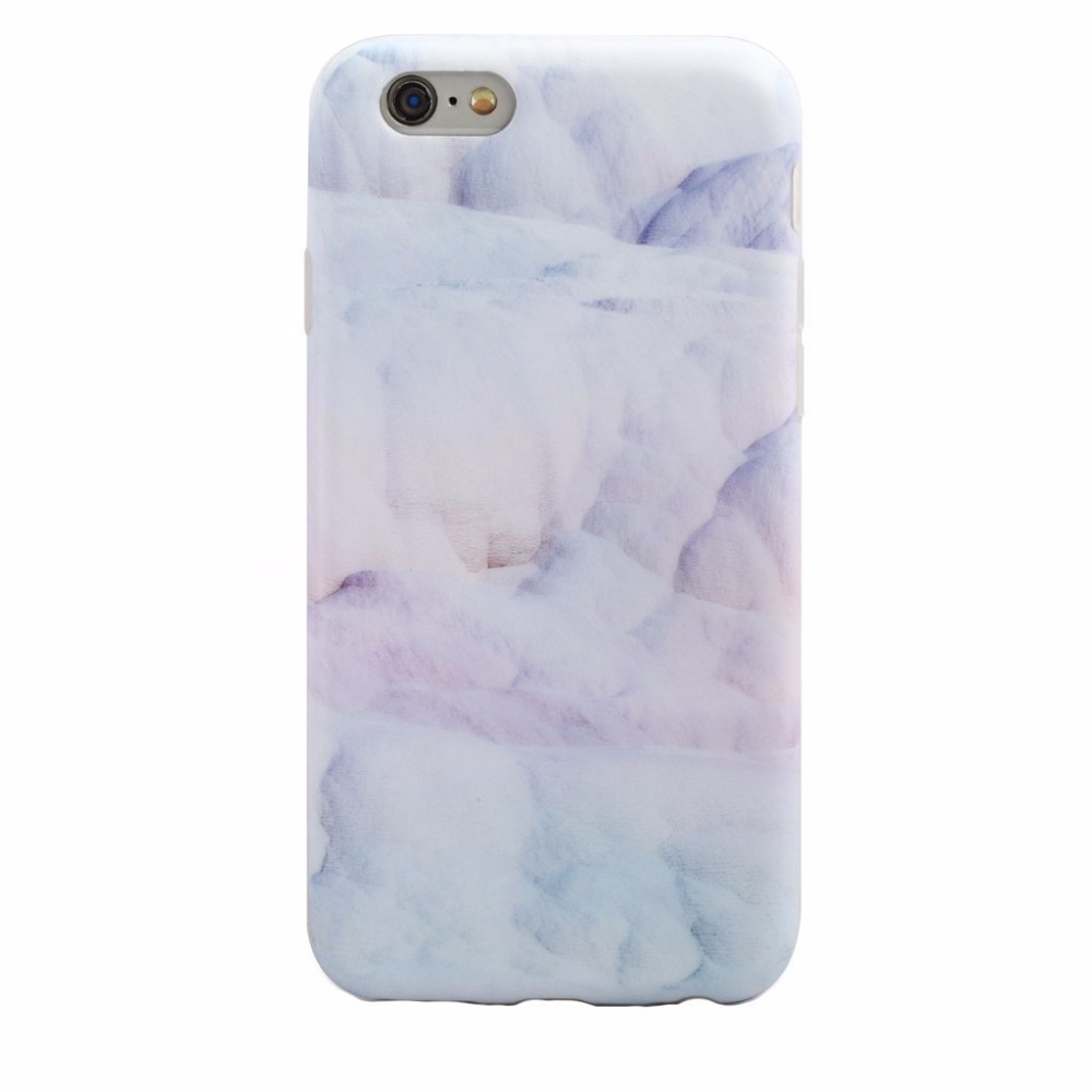 stone image printed TPU for iphone 5 case