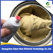 Easy Sanding BPO Light Weight Car Body Filler for auto body repair