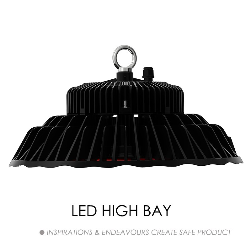 Anti Glare Metal Enclosure 150W High Bay Led Price