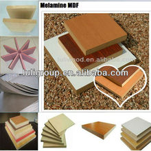 Plain MDF board, melamine MDF/particle board/chipboard, laminated board for furniture