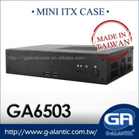 GA6503- Mini ITX Casing For Security System Mini PC Compact Desktop Computer Case