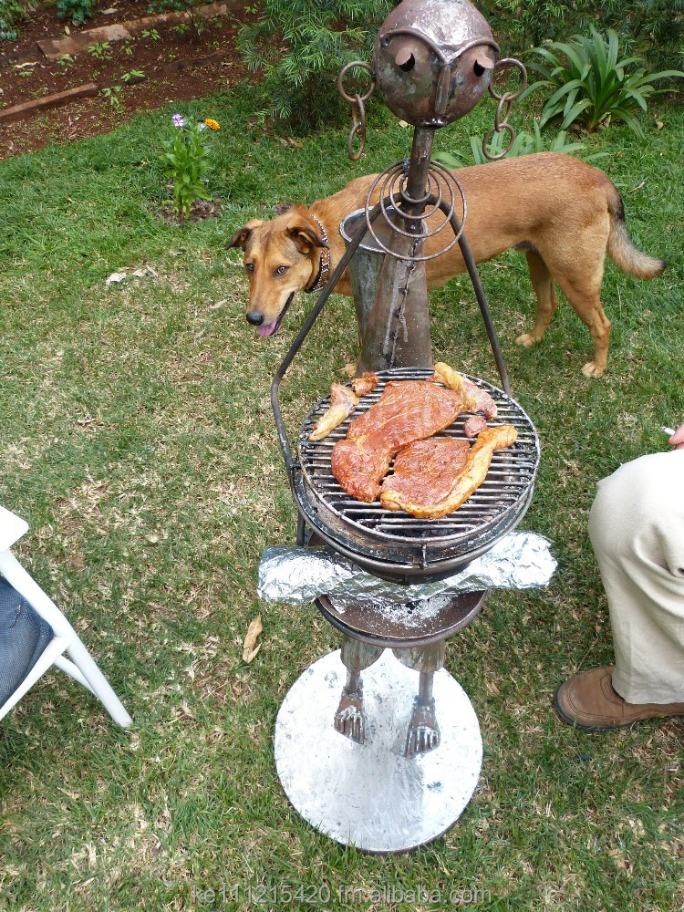 Cool handcrafted Kenyan BBQ's