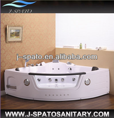 2014 J-spato Classic Style Modern 3 Size Option Hydrotherapy Sex Model Japan Custom Round Hot Tub