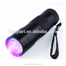 Led UV Flashlight Blacklight, 12 Ultraviolet Led Flashlight , Pets Urine and Stains Detector torch