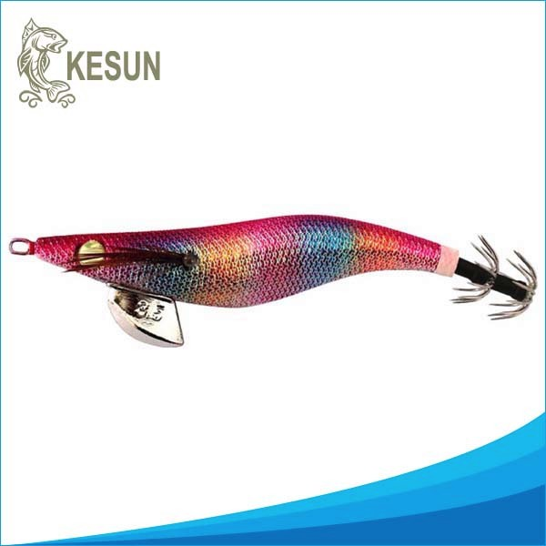 plastic lure fishing tackle fishing squid jig wholesale saltwater octopus jigging fishing lures