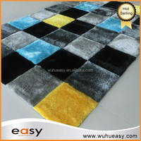 Amazing Wholesale cheapest modern style polyester polyester rug