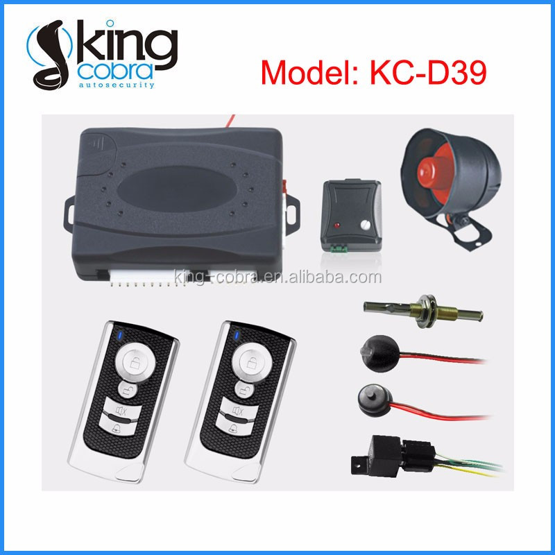 Hot Sale Mid-east Model Portable Siren Alarm with Complete Accessories