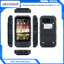 wholesale oem odm 4.0 inch android4.4 quad core dual sim nfc IP68 waterproof rugged smart phone