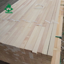 China pine wood board for door core