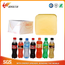 Plastic bottle lableing hot melt glue thermo adhesive
