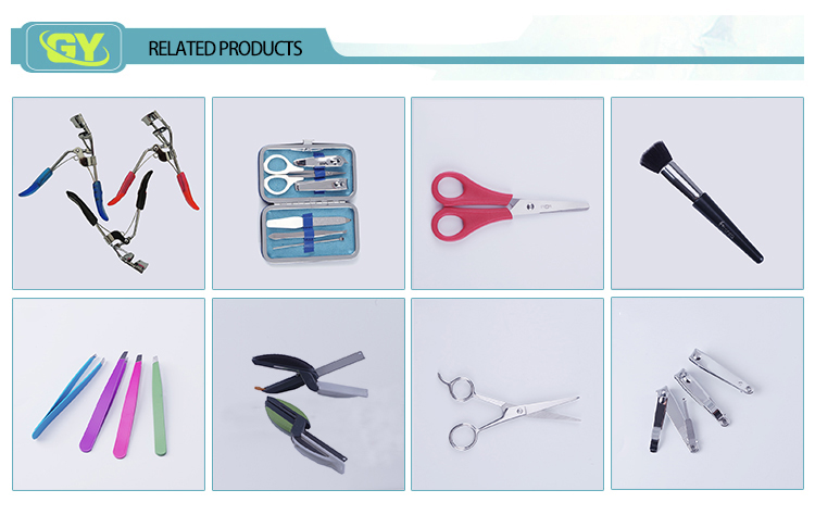 Promotional best quality hair dressing nail cutting manicure beauty scissors