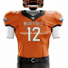 Manufacture Custom Team Name Training American Football Jersey OEM Service American Football Wear