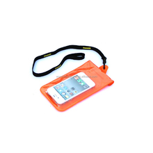 2012 new promotation Neoprene phone pouch with neck lanyards