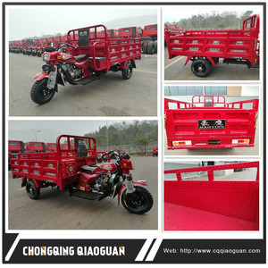 Made in Chongqing China 250cc Adult Tricycles Motor Carro