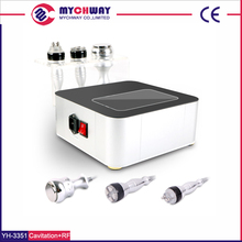 New design in 2016 fast slimming equipment water cavitation heater lose weight from china