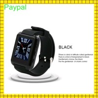 paypal accept Anti lost alarm q7 smart watch phone