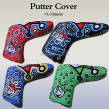 Latest Design Golf Head Cover With Embroidery Logo