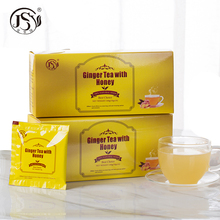 Chinese private label stomach warmer honey instant honey ginger tea health benefits