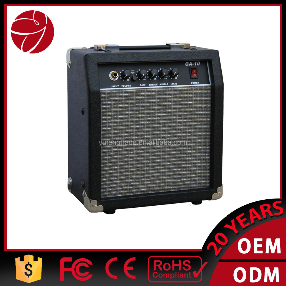 china guitar amp 10 watts mini sound amplifier
