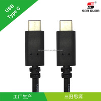 Quick charge usb c to type c factory hotselling made in China