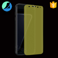 4H 3D full cured Soft TPU screen protector for Samsung S8