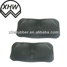 Conductive silicone product/gasket
