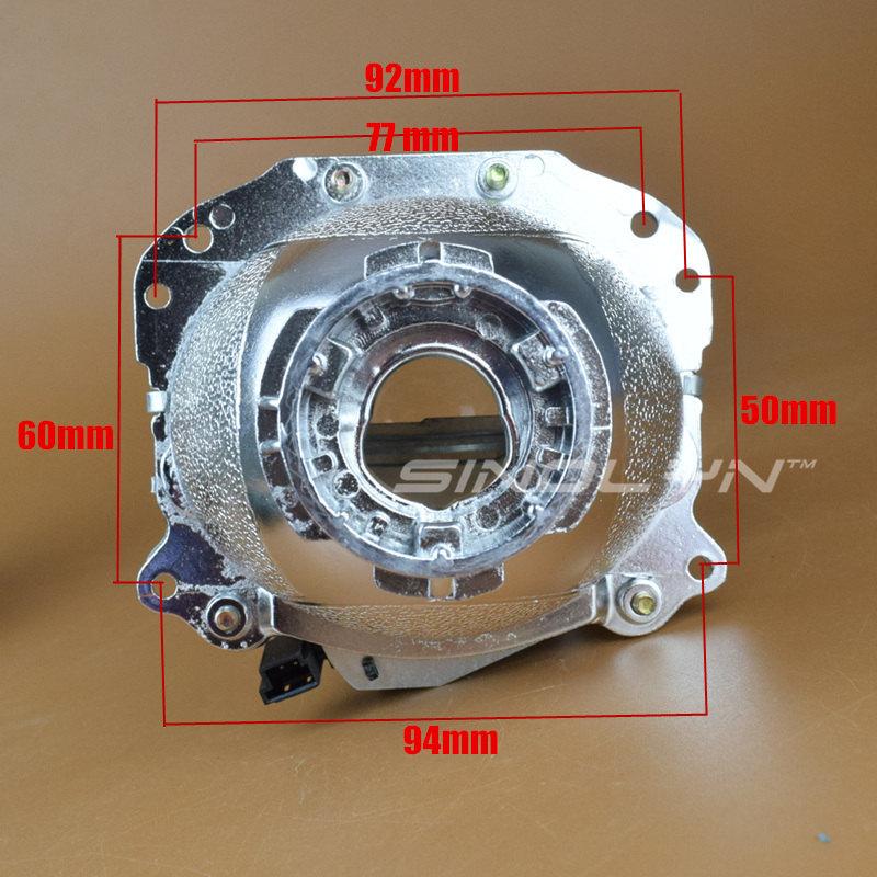 EVOX-R V2.0 D2S 3.0/'/' HID Bi-xenon Projector Lens Headlight Replacement Repair