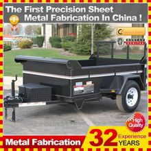 long chih trailers,with custom service