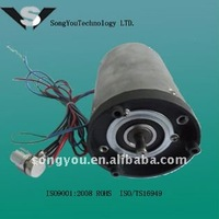 high power bldc brushless dc water pump motor