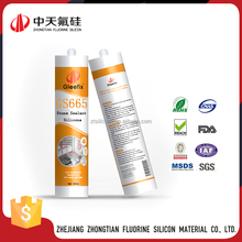 Dry Hanging Granite And Ceramics Weatherproofing Silicone Sealant