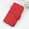 funny goods colorful wallet leather filp cover case for lenovo vibe z k910