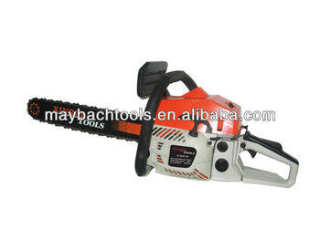 gasoline chain saw 58cc