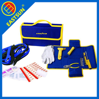 New style low cost car emergency tool kit with hand tool bag