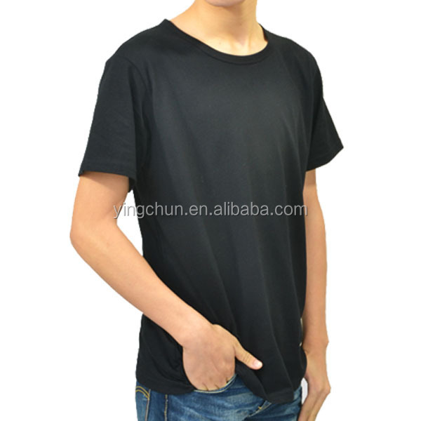 Hot wholesale blank t shirt