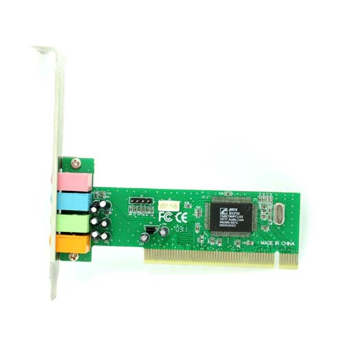 High and Low Profile PCI CMI8738 6ch Sound Card